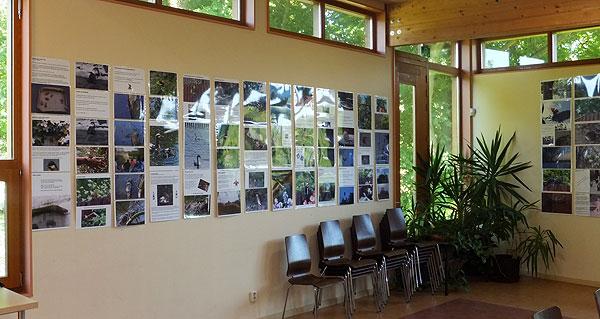 Expositie Gefladder in NME Centrum De Drijfsijs