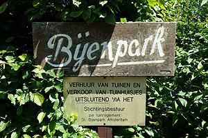 Bijenpark Geuzenveld