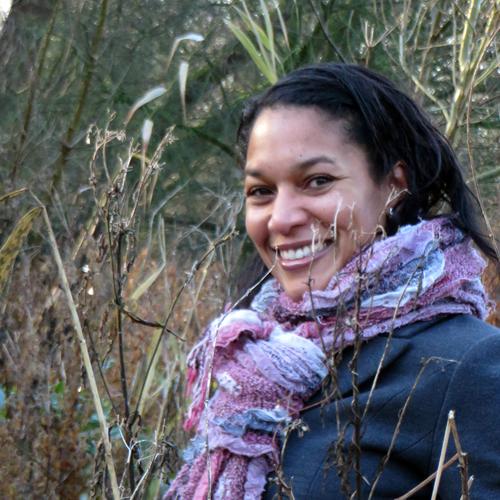 Met Marjori Hong in Groen Amsterdam