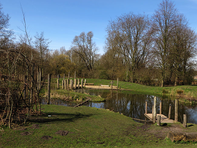 Natuurspeeltuin Sloterpark, De Natureluur