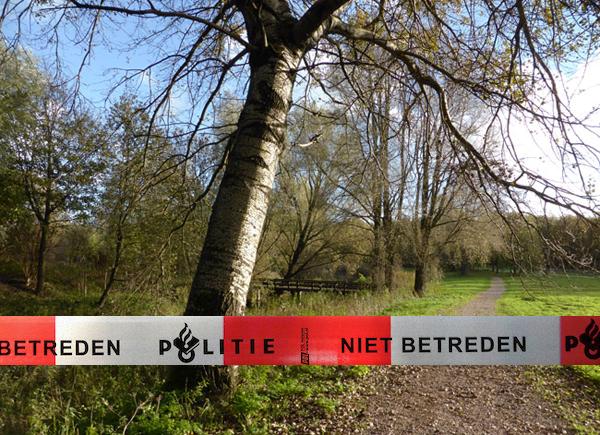 Stoffelijk overschot in Sloterpark, Amsterdam Nieuw-West